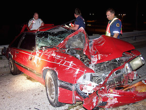 DUI Manslaughter - Car Accident