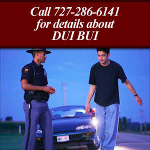 DUI & BUI - Drunk Guy